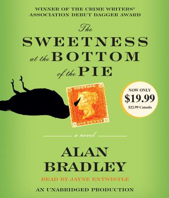 The Sweetness at the Bottom of the Pie, Bradley, Alan