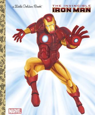Image for The Invincible Iron Man (Marvel: Iron Man) (Little Golden Book)