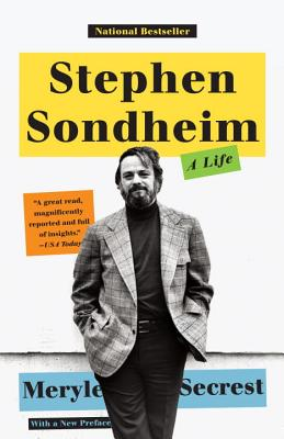 Image for Stephen Sondheim: A Life