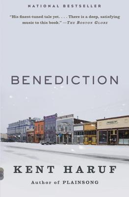 Image for Benediction (Vintage Contemporaries)