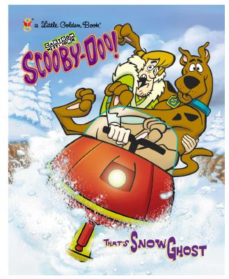 Image for That's Snow Ghost (Scooby-Doo! (Golden))