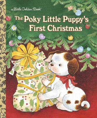 Image for The Poky Little Puppy's First Christmas (Little Golden Book)