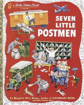 Image for Seven Little Postmen (A Little Golden Book)