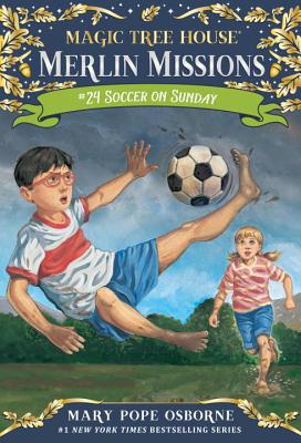 Image for Soccer on Sunday (Magic Tree House (R) Merlin Mission)