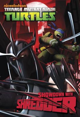 Image for Showdown with Shredder (TMNT)