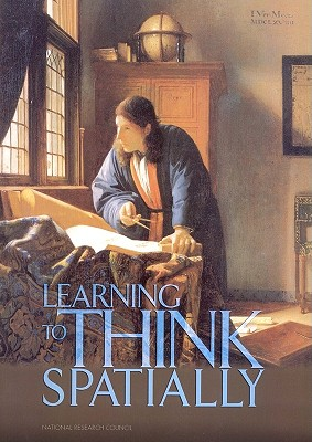 Image for Learning to Think Spatially