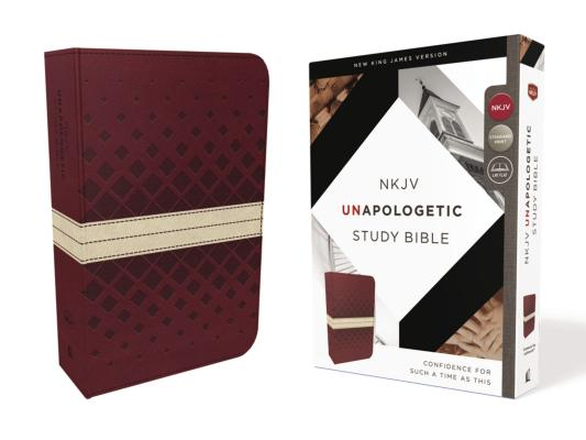 "Image for ""''NKJV, Unapologetic Study Bible (RedTan Imitation Leather)''"""