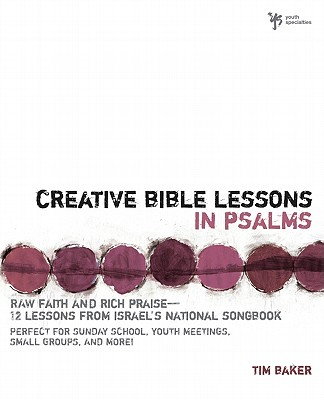 Image for Creative Bible Lessons in Psalms