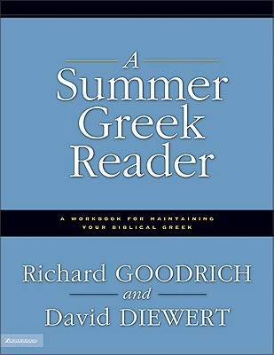 Image for A Summer Greek Reader