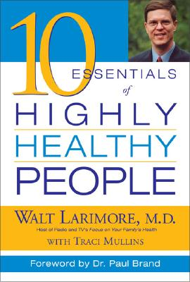 Image for 10 Essentials of Highly Healthy People