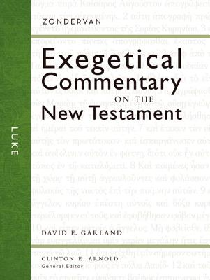 Image for ZECNT Luke (Zondervan Exegetical Commentary on the New Testament)
