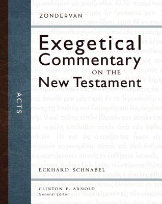Image for ZECNT Acts (Zondervan Exegetical Commentary on the New Testament)