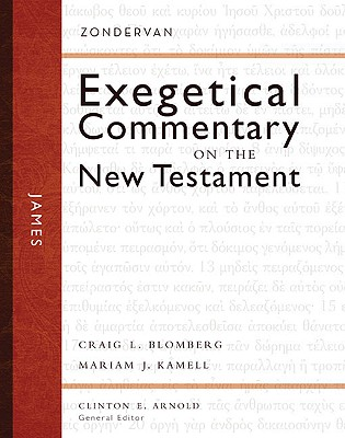 Image for ZECNT James (Zondervan Exegetical Commentary on the New Testament)