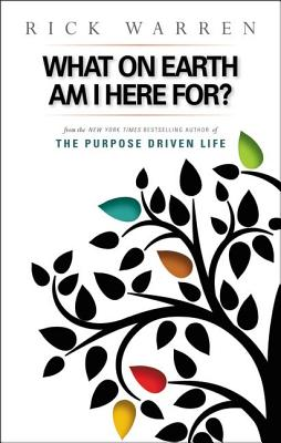 Image for What on Earth Am I Here For? Purpose Driven Life(Booklet)
