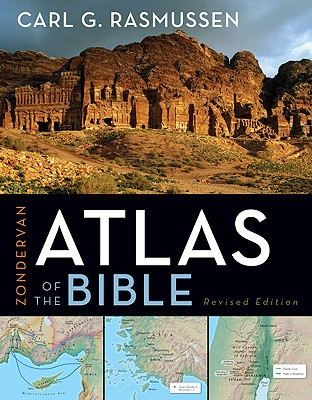 Image for Zondervan Atlas of the Bible