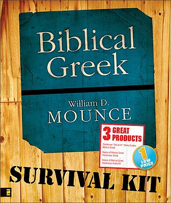 Biblical Greek Survival Kit, William D. Mounce