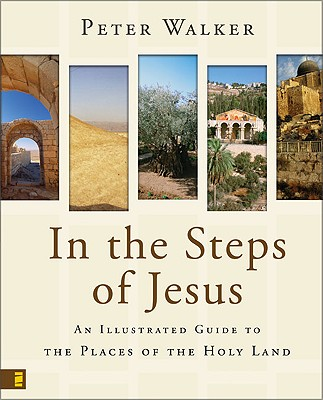 Image for In the Steps of Jesus: An Illustrated Guide to the Places of the Holy Land