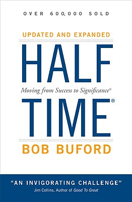 Image for Halftime: Moving from Success to Significance