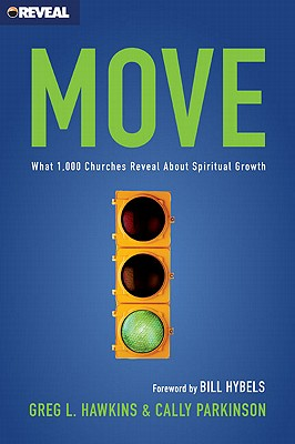 Image for Move: What 1,000 Churches Reveal about Spiritual Growth