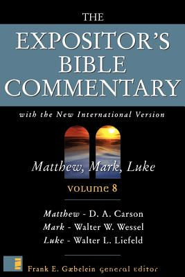 Image for Expositor's Bible Commentary Volume 8: Matthew to Luke