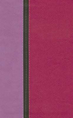 "Image for ""''Center-Column Reference Bible (KJV, OrchidHot Pink Italian Duo-Tone)''"""