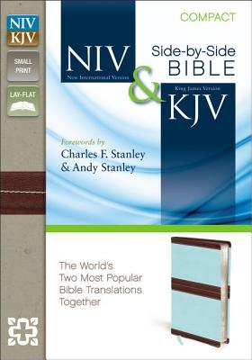 Image for NIV and KJV Side-by-Side Bible, Compact: God's Unchanging Word Across the Centuries