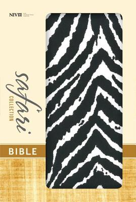 "Image for ""Safari Collection Bible (NIVText, Zebra Italian Duo-Tone)"""