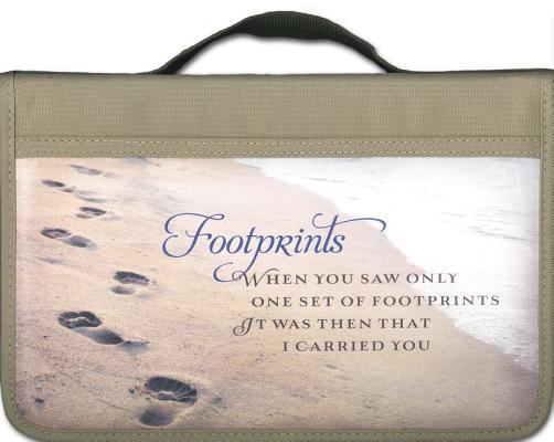 Image for Footprints Canvas Cover Large
