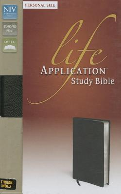 Image for NIV Life Application Study Bible, Indexed (Black)