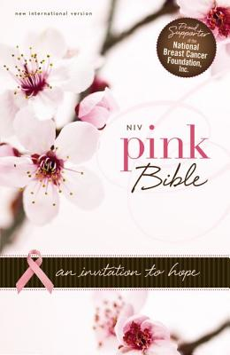 Image for NIV, Pink Bible, Leathersoft, Pink: An Invitation to Hope