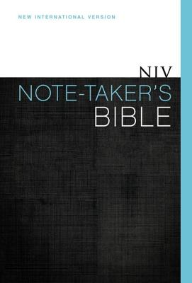 Image for NIV Note-Taker's Bible