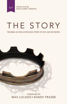 KJV, The Story, Hardcover: The Bible as One Continuing Story of God and His People, Zondervan