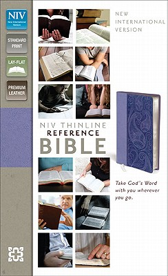 NIV Thinline Reference Bible (Italian Duo-Tone), Zondervan (Author)