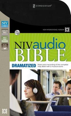 """Image for """"NIV Audio Bible, Dramatized"""""""