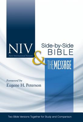 Image for NIV & The Message Side-by-Side Bible
