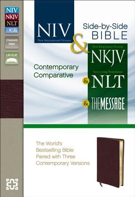 Image for Contemporary Comparative Side-by-Side Bible: NIV