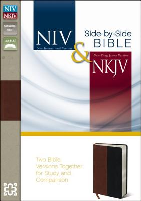 NIV and NKJV Side-by-Side Bible: Two Bible Versions Together for Study and Comparison, Zondervan