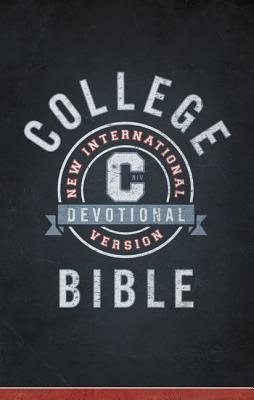 """Image for """"NIV, College Devotional Bible, Hardcover"""""""