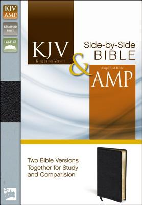 KJV and Amplified Side-by-Side Bible, Zondervan