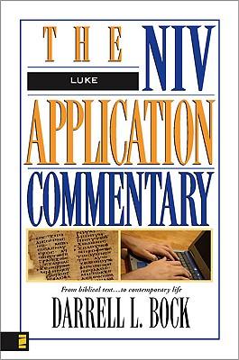 Image for NEW NIV APPLICATION COMMENTARY LUKE