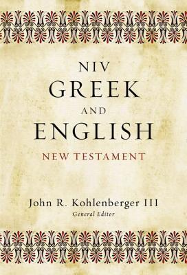 Image for NIV Greek and English New Testament