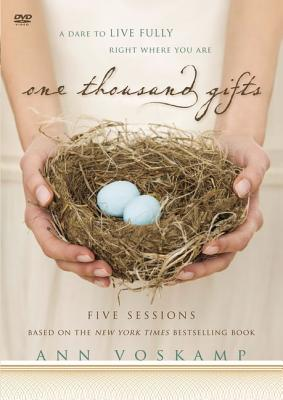 Image for One Thousand Gifts: A Dare to Live Fully Right Where You Are (Hardback) By (author) Ann Voskamp