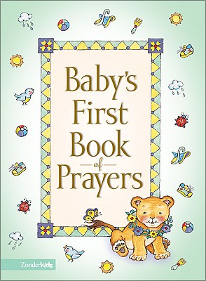 Image for Baby's First Book of Prayers