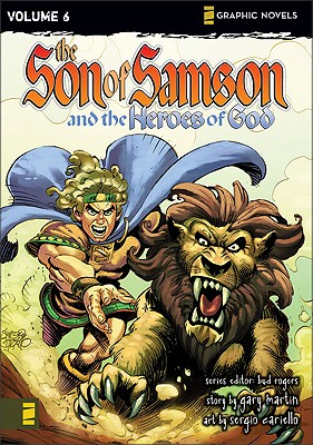 Image for The Heroes of God (Z Graphic Novels / Son of Samson)