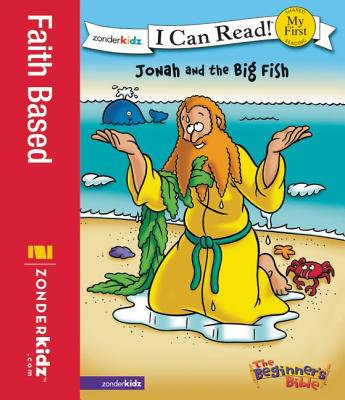 Image for Jonah and the Big Fish (I Can Read!  The Beginner's Bible)