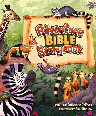 Image for Adventure Bible Storybook