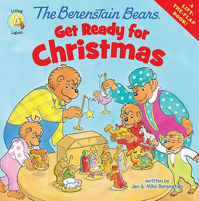 Image for BERENSTAIN BEARS GET READY FOR CHRISTMAS