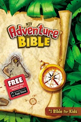 Adventure Bible, NIV, Zondervan