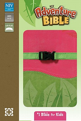 Adventure Bible, NIV Clip Closure, Zondervan