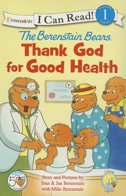 Image for Berenstain Bears: Thank God For Good Health